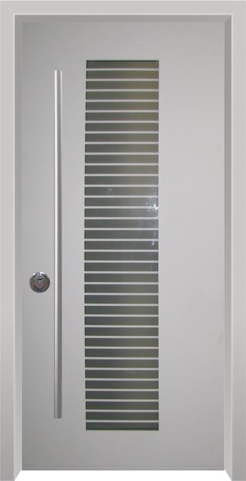 דלת כניסה דגם 8006